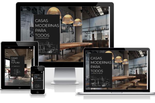Arquitectura-diseño web en españa